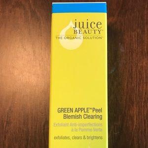 JUICE BEAUTY Green Apple Peel Blemish Clearing